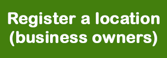 Click to register a location as a business owner.