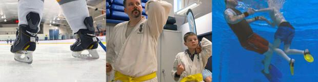 Dossier : Spectre de l'autisme et sport